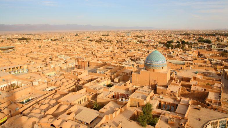 Yazd, a Zoroastrian desert paradise in Iran