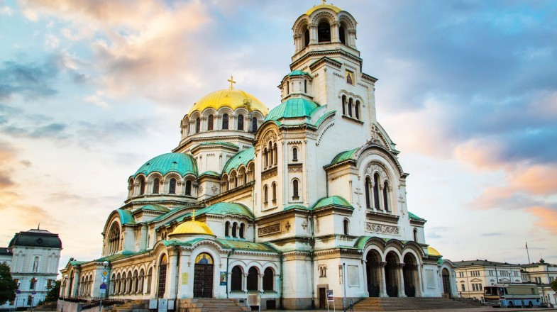 Holidays in the Balkans will give you a chance to visit old architecture
