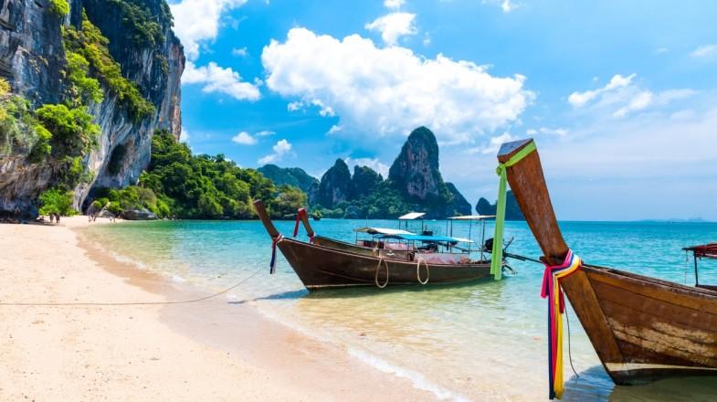 Beach getaway tour Thailand