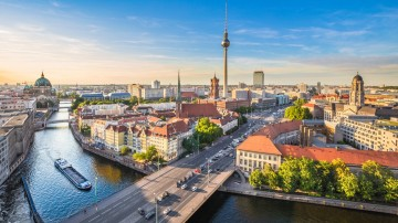 Berlin is one of the best cities to visit in Germany