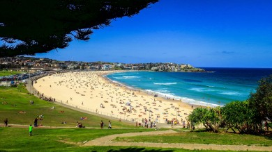 Bondi beach is one of the best beaches in Australia located in the prime destination in Sydney