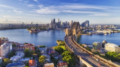 Sydney is one of the best cities to visit in Australia.