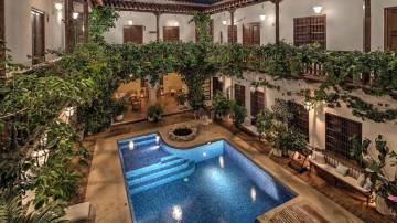 Hotel Casa del Arzobispado is one of the best hotels in Colombia