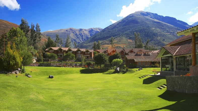 Casa Andina is one of the best hotels in Peru