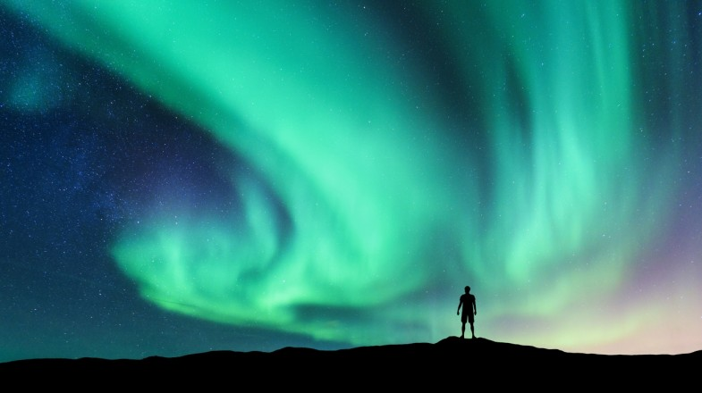 Visit the best places to see the northern lights such as Norway, Finland, Canada or Iceland
