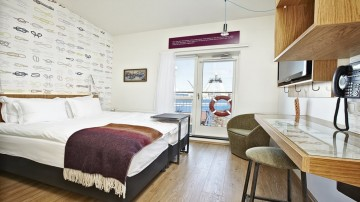Icelandair Hotel Reykjavik Marina is the best place to stay in Iceland