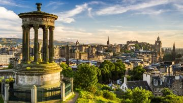 Edinburgh is the capital of Scotland.