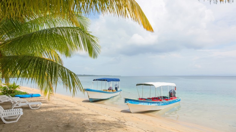 Cahuita is a great place to sit back and relax in the quite beaches of the Caribbean side.