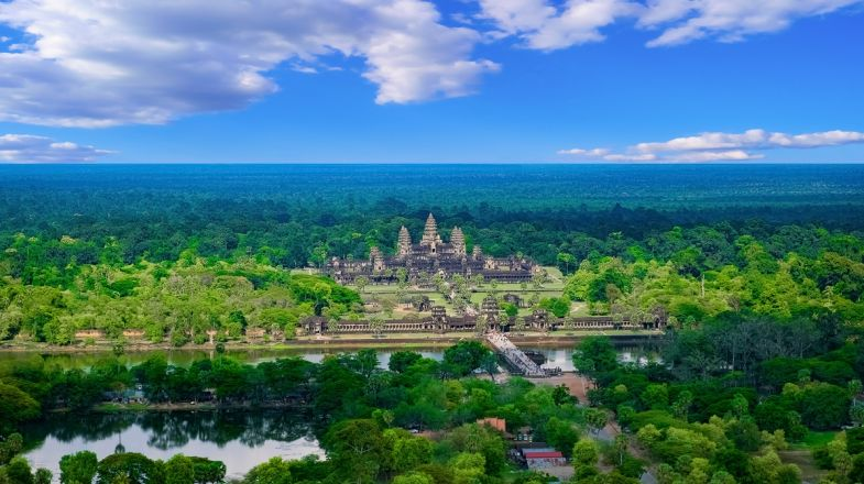 With jaw-dropping architectural gems, floating villages, and laid-back island beaches, Cambodia's tourism industry has grown significantly over the past 10 years.