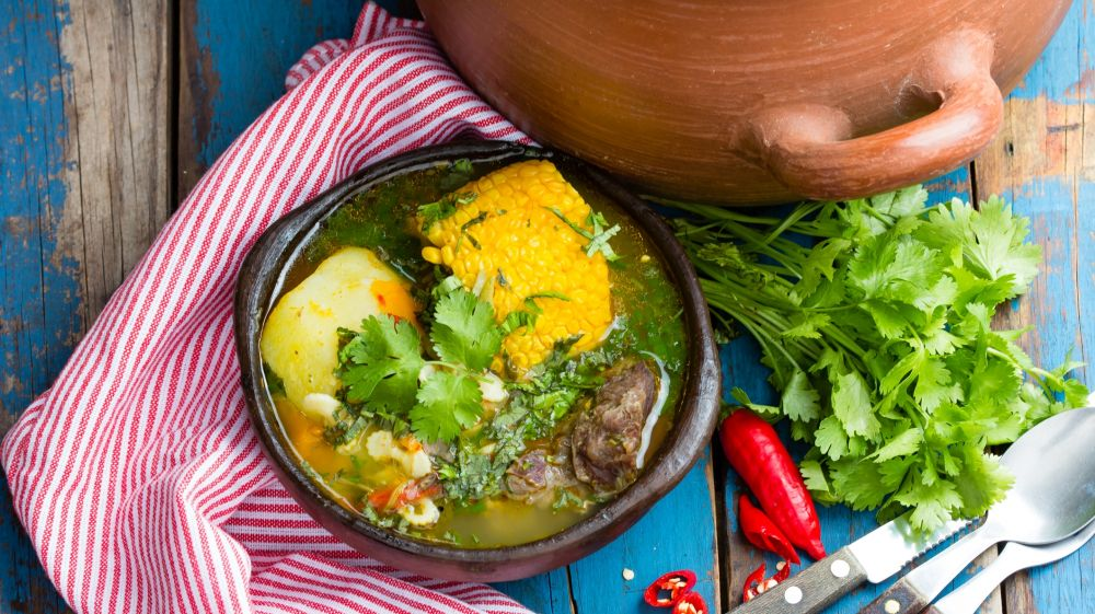 Top 10 popular chilean food dishes you must try bookmundi chilean cazuela a very flexible homemade stew forumfinder Images