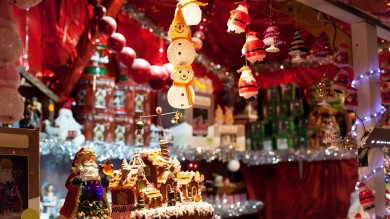 Christmas markets in Europe strive with the finest foods, mulled wine and festive vibes.