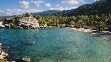 Colombia, a country split between the Pacific Ocean and the Caribbean Sea, is blessed with some of the best beaches you'll ever visit.