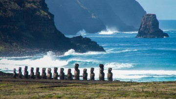 As mysterious as its famous moai statues, Easter Island has been a magnet for travelers for long time.