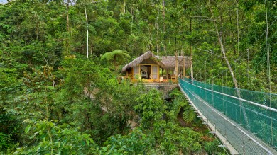 Pacuare Lodge, an eco-lodge in Costa Rica