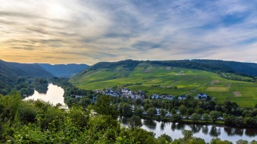 Eifelsteig hiking trail is a picturesque hiking trail in Germany