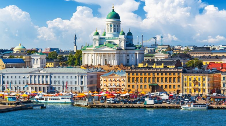 Winter is a good time to plan a holiday to Finland