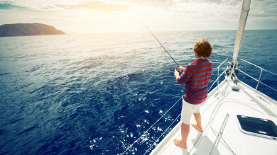 Costa Rica has two coastal sides that provide a lot of hauls when fishing in its waters.