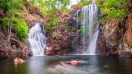 Litchfield national park is dotted with beautiful waterfalls