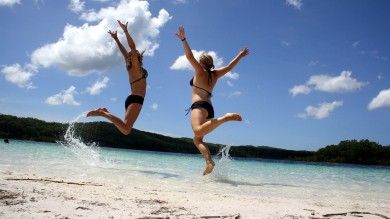 Go on a Fraser Island day tour and enjoy the best of what the beach has to offer.