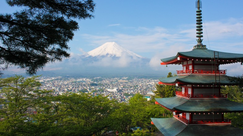 Take the Japan Golden Route to cover everything from big cities to isolated countryside, while visiting  iconic shrines and historic temples along the way.