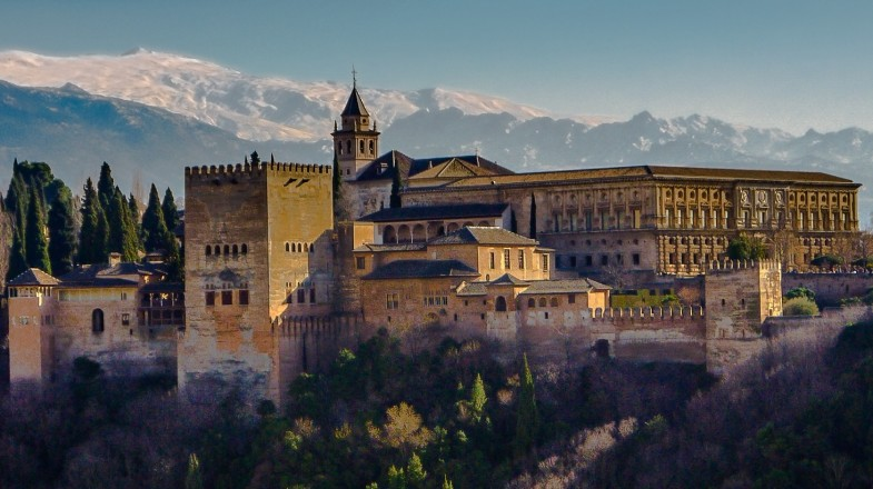 The most famous Granada attraction, Alhambra is also the most visited monument in all of Spain.