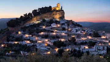 Granada, home to Alhambra and other great Moorish monuments, lies within easy visiting distance from Malaga.