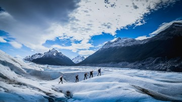 The Patagonian glaciers are big, beautiful and ripe for exploring. So, strap on your ice boots and get ready to discover Patagonia's finest glaciers.