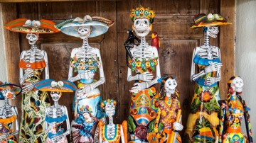 Halloween-alike celebrations are found all over the world. Here's a list of the most popular ones.