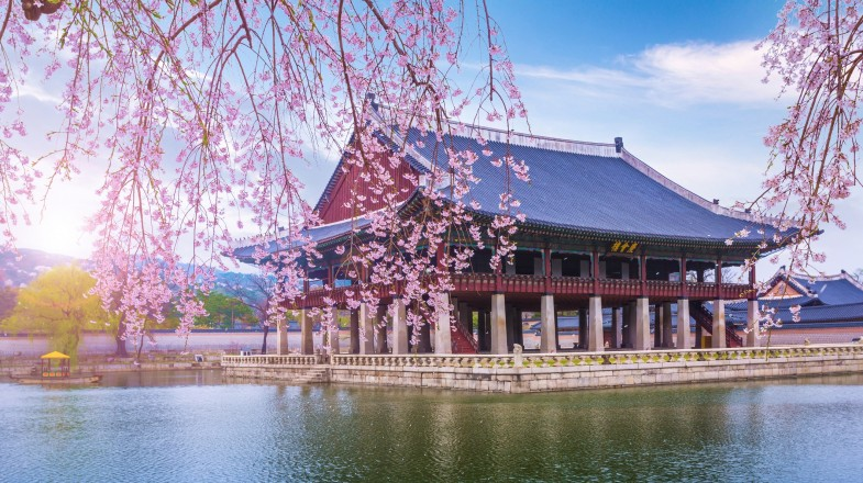 Holidaying in South Korea is perfect to explore stunning architecture