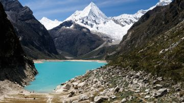 The Huayhuash Circuit Trek in Peru is one of the most difficult trekking routes in the world