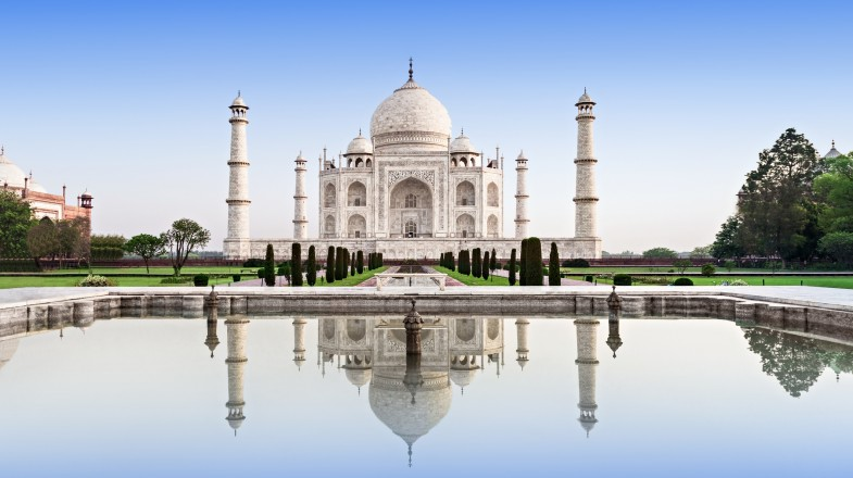 It is a crime to not visit Taj Mahal when in India.