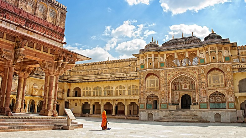 One of the most popular circuits, including Delhi, Agra, and Jaipur, known as the 'Golden Triangle Tour' is the perfect introduction.