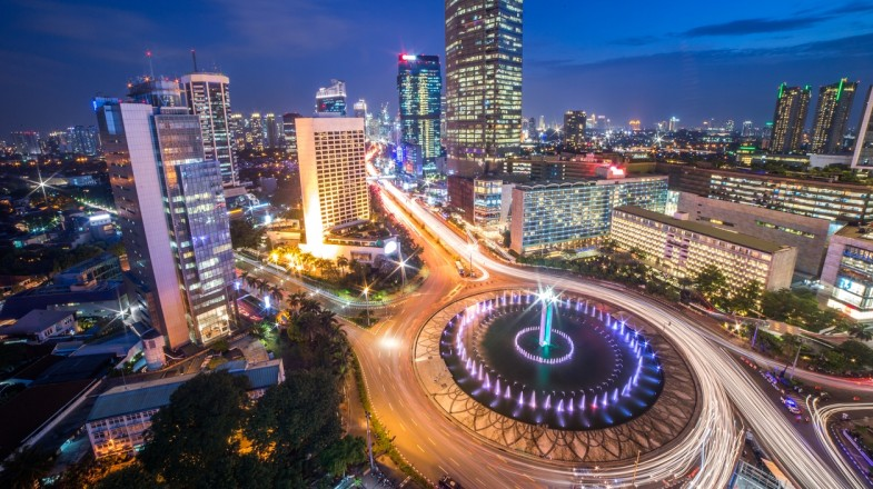 Jakarta, the capital of Indonesia is located in Java.