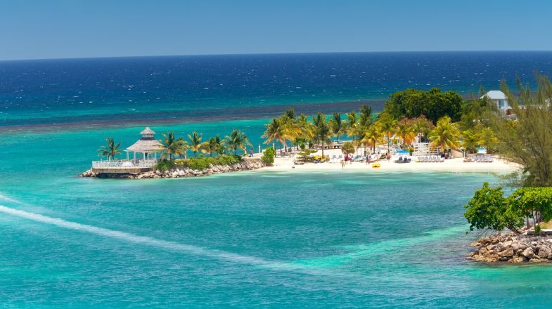 January to March is the best time to go for holiday in Jamaica