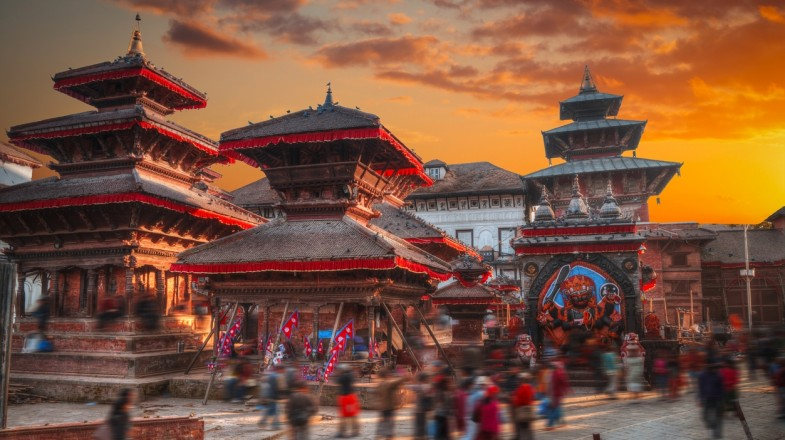 Kathmandu is a cultural gem of Nepal and South Asia.