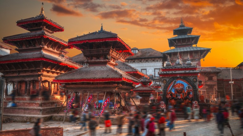 Kathmandu is a cultural gem of Nepal and South Asia