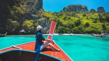 Krabi, a province on southern Thailand's Andaman coast,