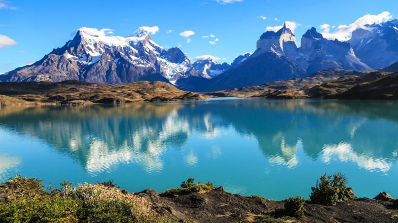Torres del Paine O circuit leads trekkers on the most comprehensive and rewarding trail in the park.