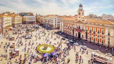 While the rich architecture and history makes the popular Madrid city worth a visit on its own, it is also worthwhile to leave it as a base for many amazing day trip