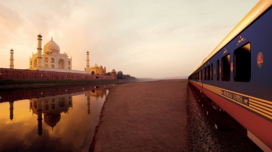A luxury train journey in India is an excellent way to tour the country without contending with overwhelming crowds, jam-packed buses, or public trains.