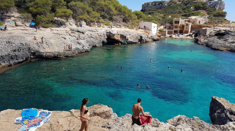 Choose a trip to Majorca to witness stunning limestone formations, old stone villages and charming, off-the-beaten-path vineyards.