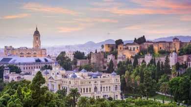 Málaga is a Spanish city where history, art, urban life and superb sandy beaches collide.