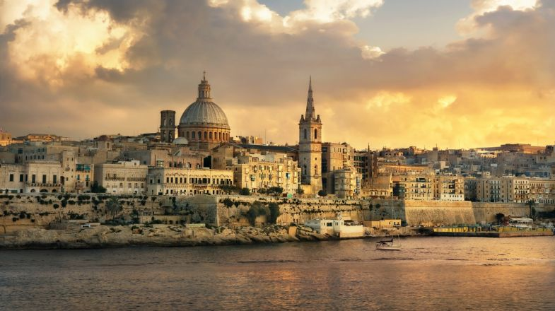 The Valletta waterfront is a must visit on a holiday to Malta