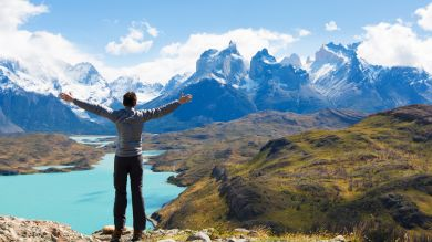 Patagonia, a paradise for hikers and adventure lovers