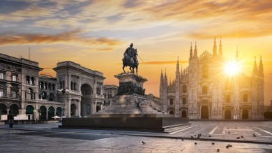 If you're planning to spend 10 days in Italy, you should visit Milan Cathedral, a magnificent catholic church dedicated to St Mary.