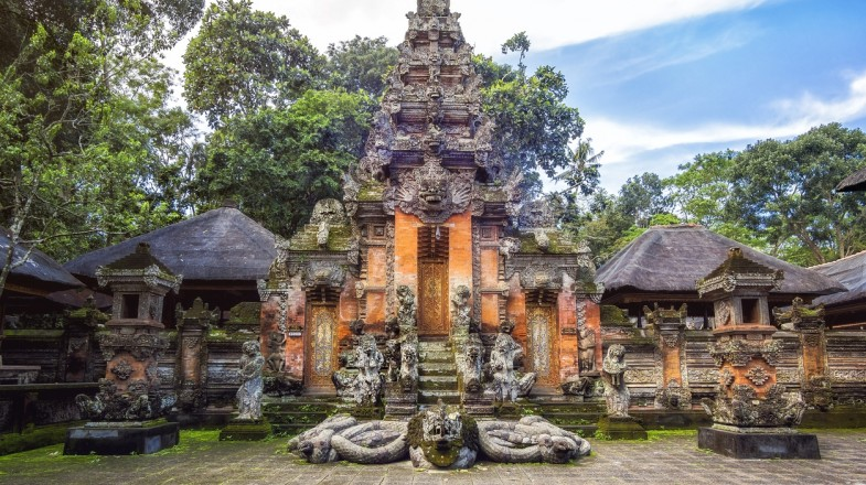 Bali is an exciting explosion of diverse places to enjoy exploring from beaches to temples.