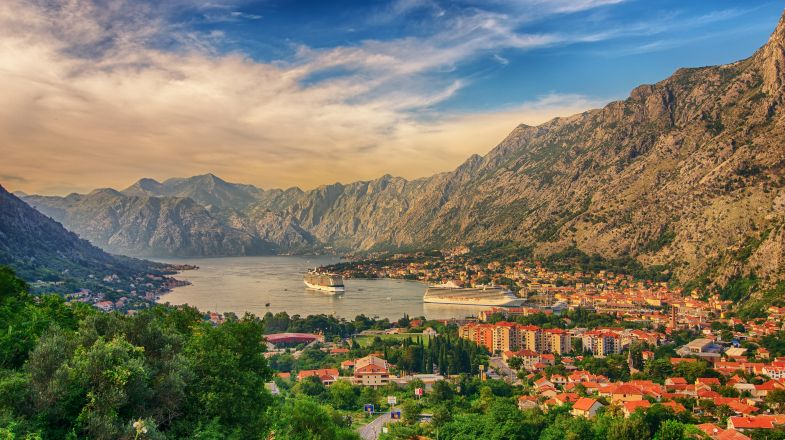 Holidays to Montenegro is incomplete without a visit to the Bay of Kotor