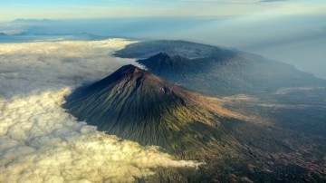 Mount Agung hike is a challenging trek in Indonesia