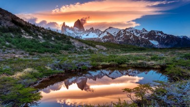 Mount Fitz Roy Hikes and Treks avail a wonderful Patagonian experience without spending too much time and effort.