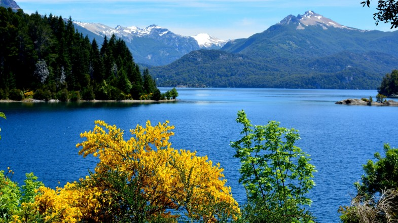From snow-capped peaks to deep, crystal clear lakes, Nahuel Huapi National Park is a dream destination for any adventure traveler.